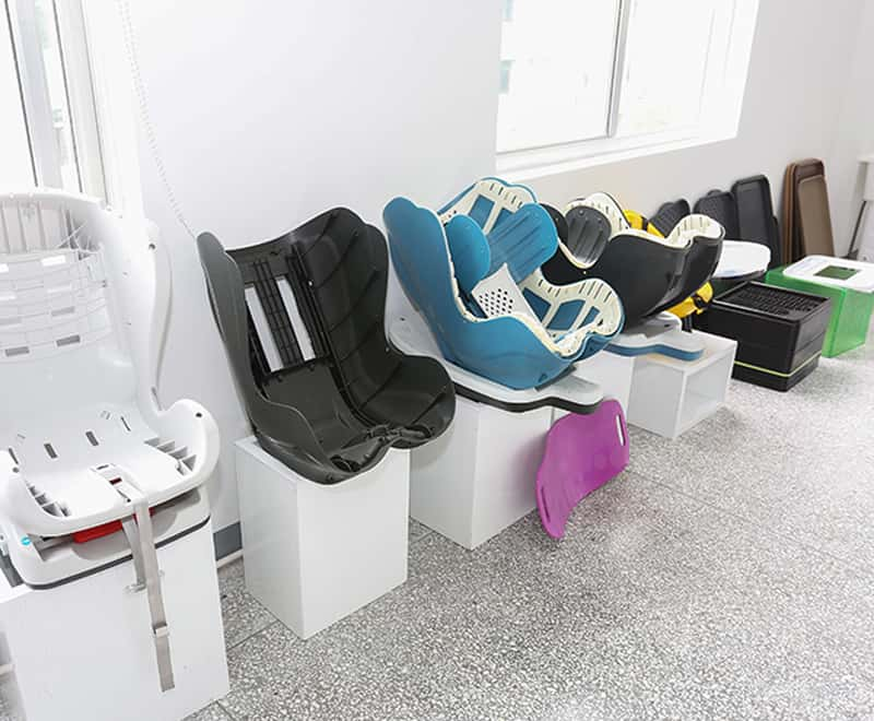 Introduction to some fixing methods of child safety seats